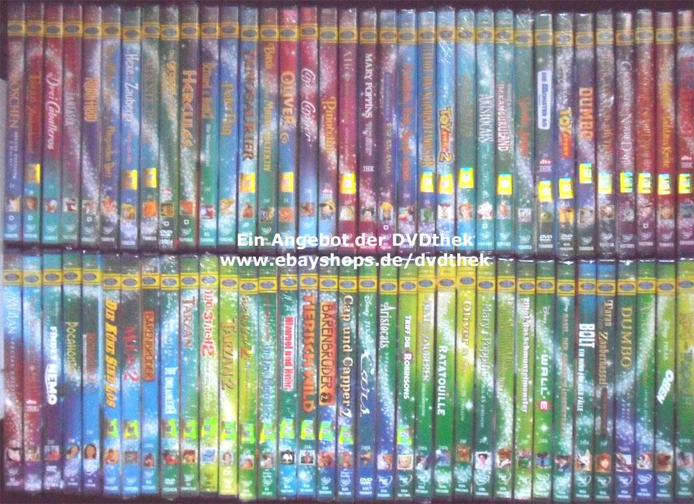 Disney Classics Reihenfolge